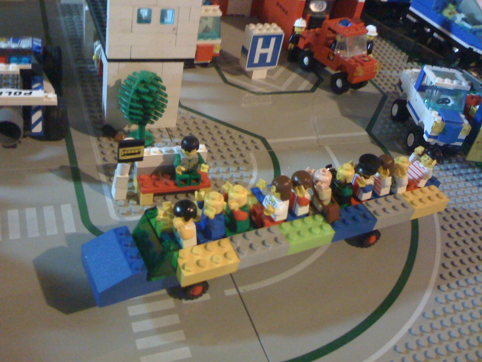 lego city instructions free