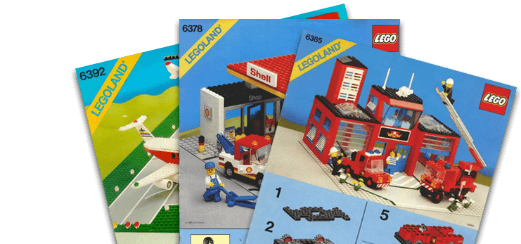 Free Lego Instructions Thousands Of Complete Step By Step
