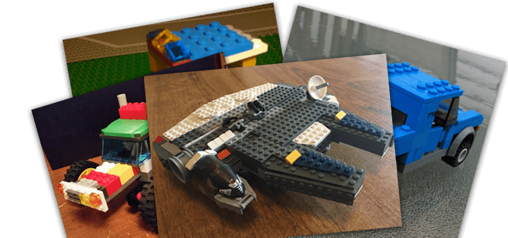 création lego friends