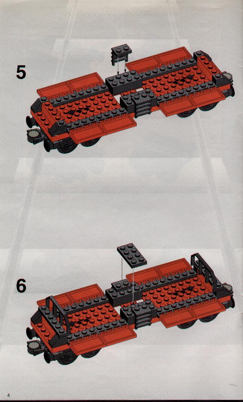 лего инструкция 9489