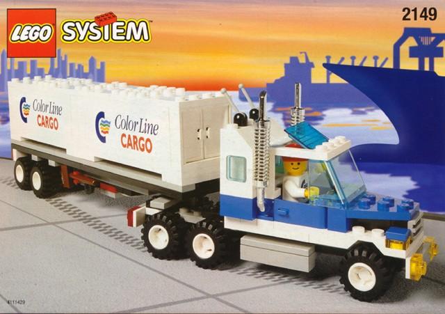 Lego City Semi Truck Instructions The Best Truck 2018