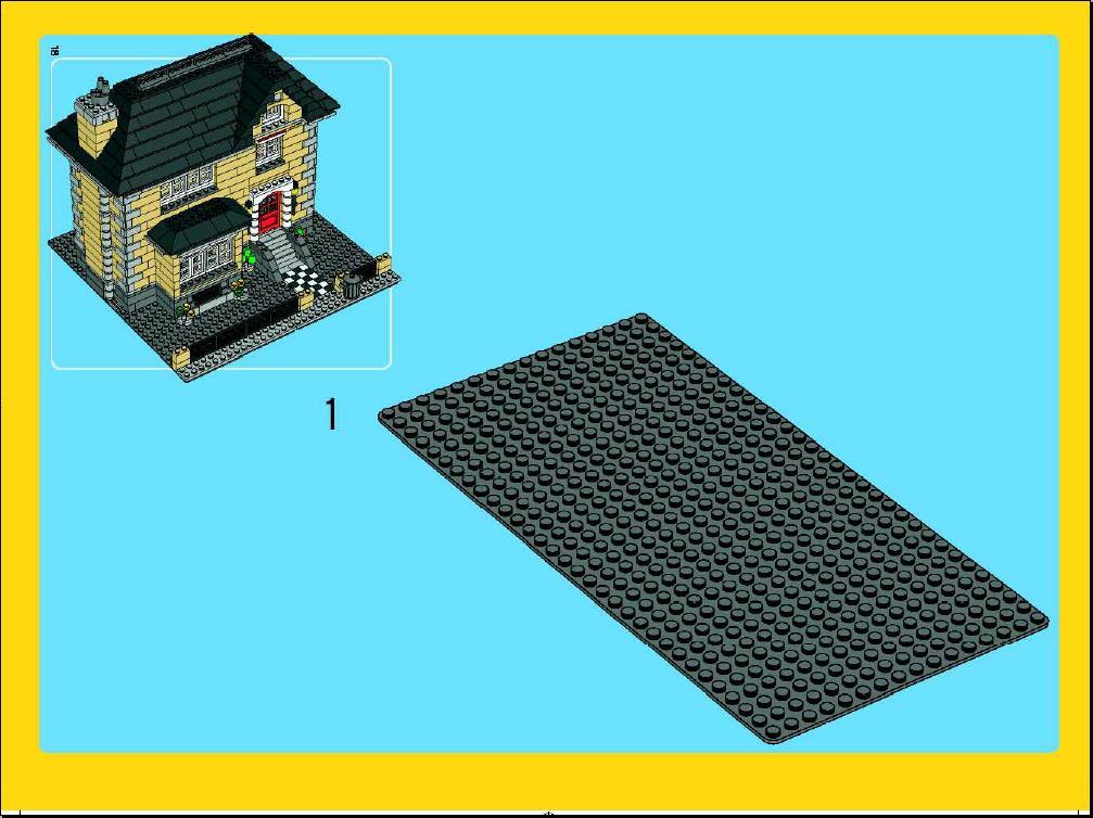 Old Lego Instructions