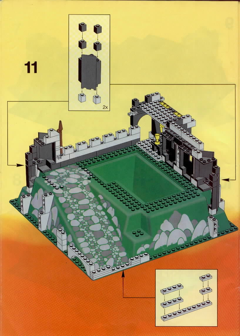 legor black ruthenium pdf instructions