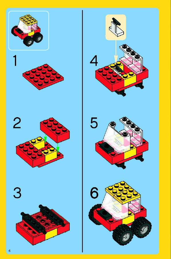 Lego Instructions Free Images Form 1040 Instructions