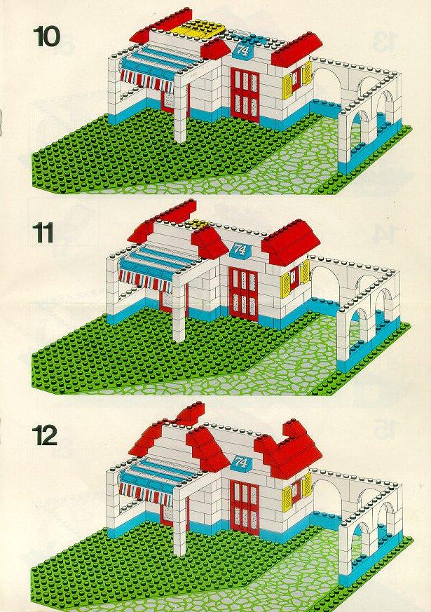 duplo construction site instructions