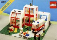 6656 LEGO® Bauanleitung Instruction Nr