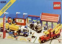 lego police station instructions 6384