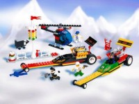 Free LEGO Instructions 6568 Dragster Racing