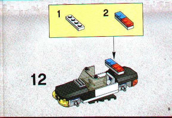 Old LEGO® Instructions | letsbuilditagain com