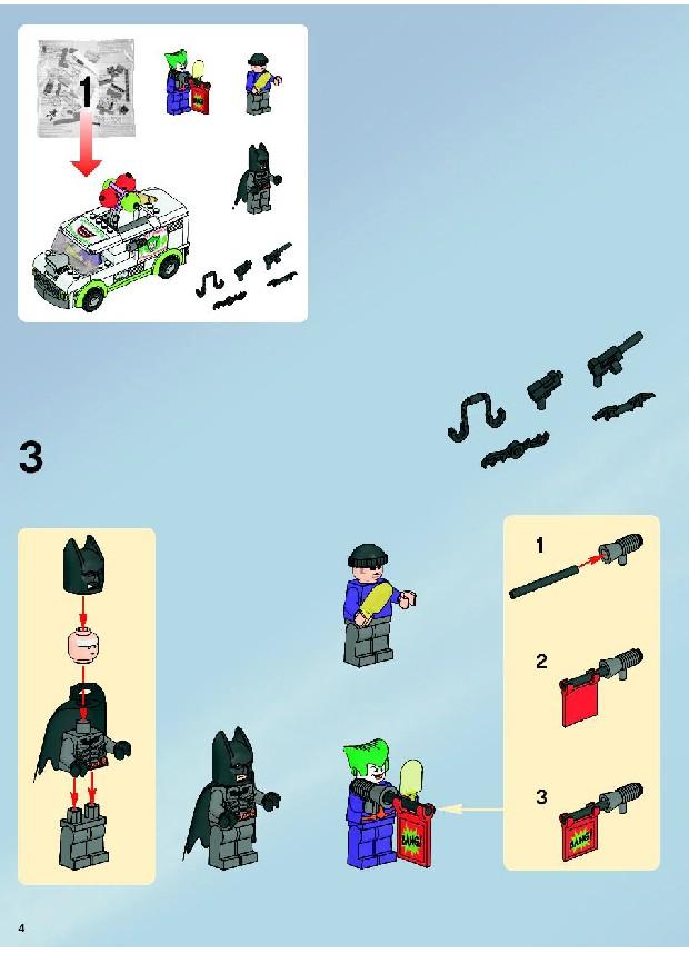 lego batman building instructions